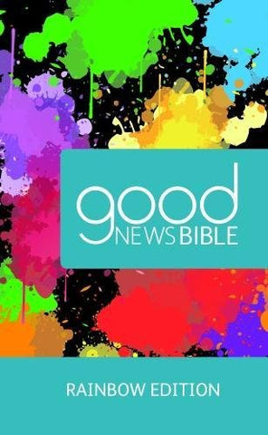 Good News Bible Rainbow Edition HB