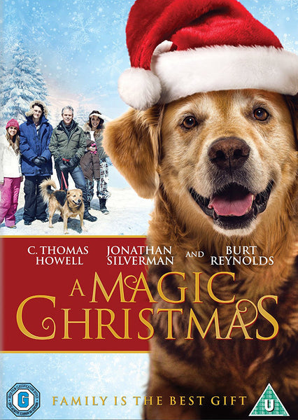A Magic Christmas DVD