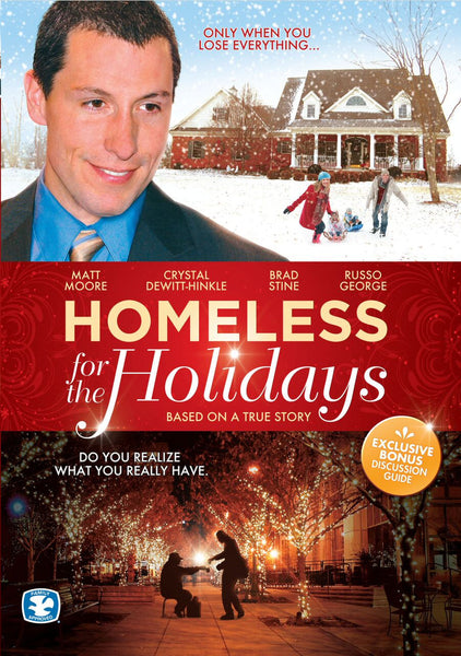Homeless For The Holidays DVD - Various Artists - Re-vived.com