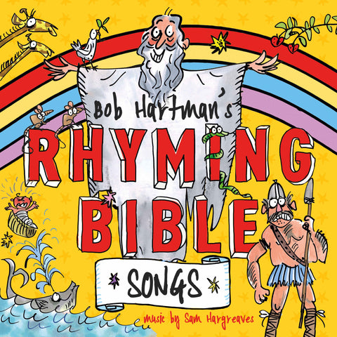 Bob Hartman's Rhyming Bible CD