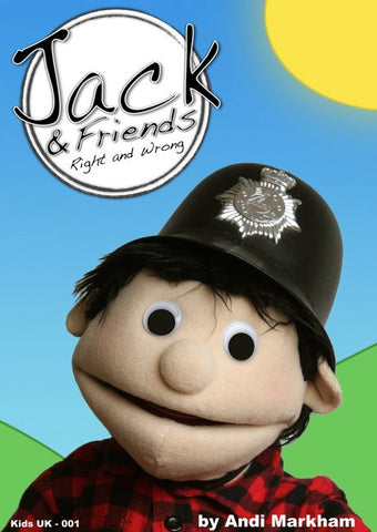 Jack & Friends: Right And Wrong DVD - Jack & Friends - Re-vived.com