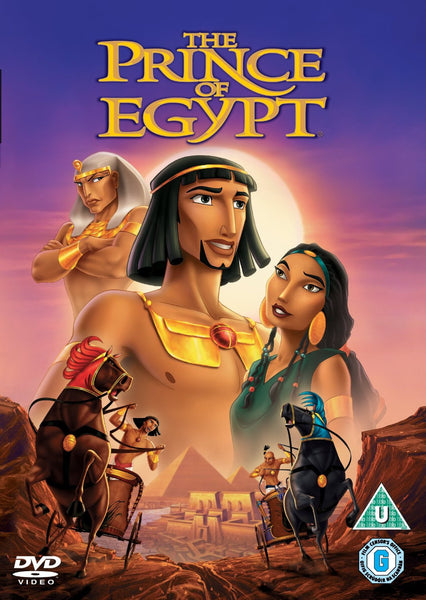 Prince of Egypt - Timeless International Christian Media - Re-vived.com