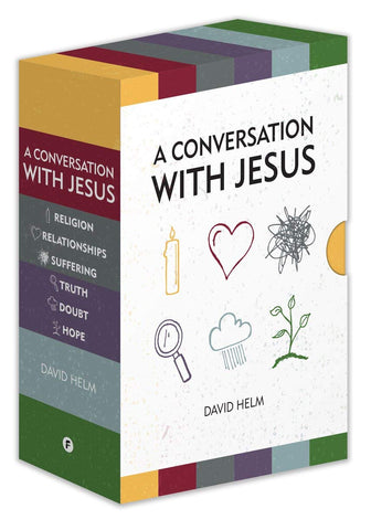 A Conversation with Jesus (Boxed Set)