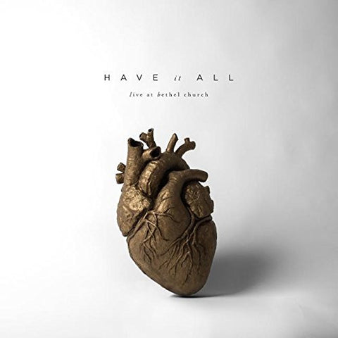 Have It All (Live) 2CD - Bethel Music - Re-vived.com