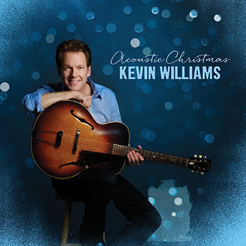 Acoustic Christmas - Kevin Williams - Re-vived.com