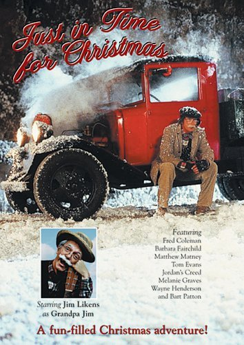 Just In Time For Christmas DVD