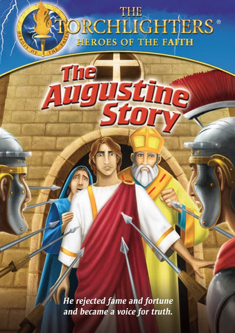 Torchlighters: The Augustine Story DVD - Torchlighters - Re-vived.com