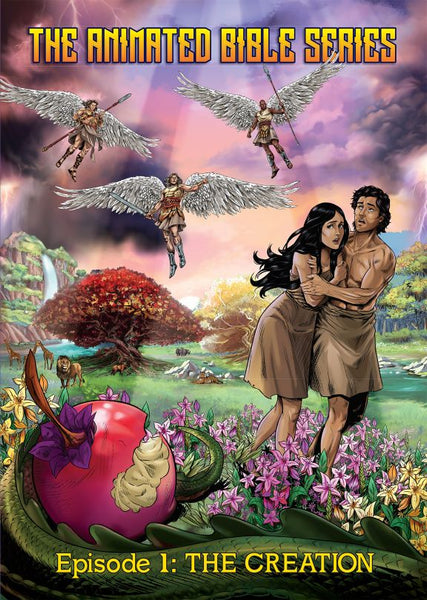 The Animated Bible Stories: The Creation DVD