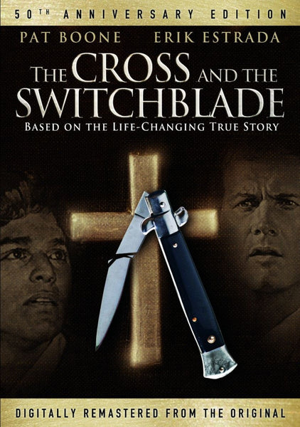 The Cross And The Switchblade: 50th Anniversary Edition DVD