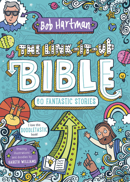 Bob Hartman The Link-It-Up Bible