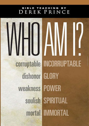 Who Am I? DVD
