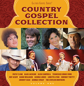 Billl Gaither's Country Gospel Favourites CD