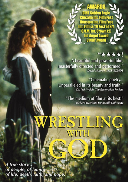 Wrestling With God DVD - Vision Video - Re-vived.com