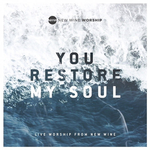 You Restore My Soul (Live) CD