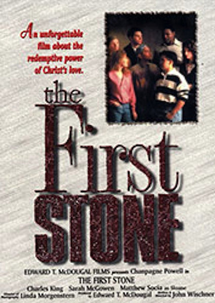 THE FIRST STONE DVD - Timeless International Christian Media - Re-vived.com
