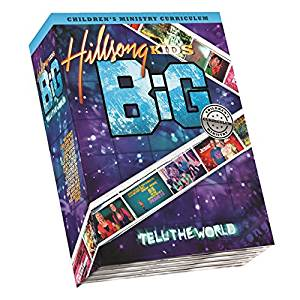 Hillsong Kids - BIG Tell The World Resource Kit