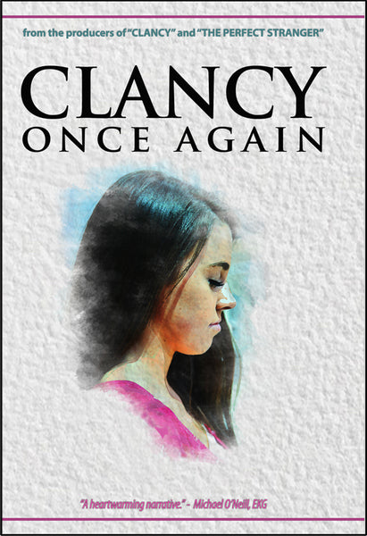 Clancy Once Again DVD