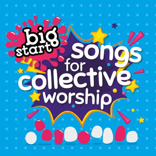 The Big Start: Songs For Collective Worship CD