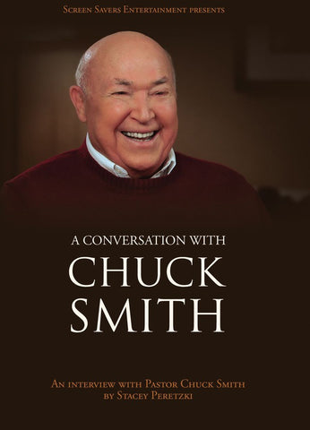 A Conversation With Chuck Smith DVD