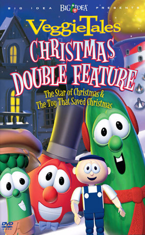 Veggie Tales Christmas Double Feature: The Toy that Saved Christmas/ The Star of Christmas - VeggieTales - Re-vived.com