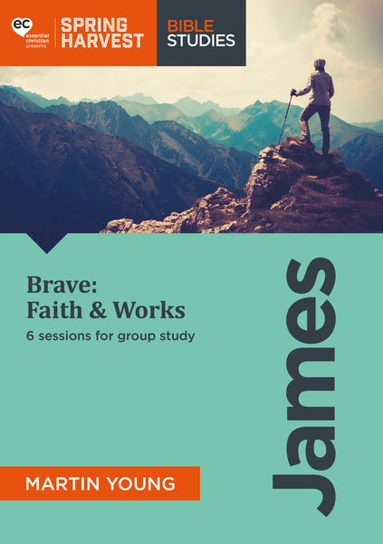 Brave: Faith & Works Workbook