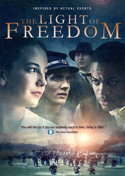 The Light Of Freedom DVD - Various Artists - Re-vived.com