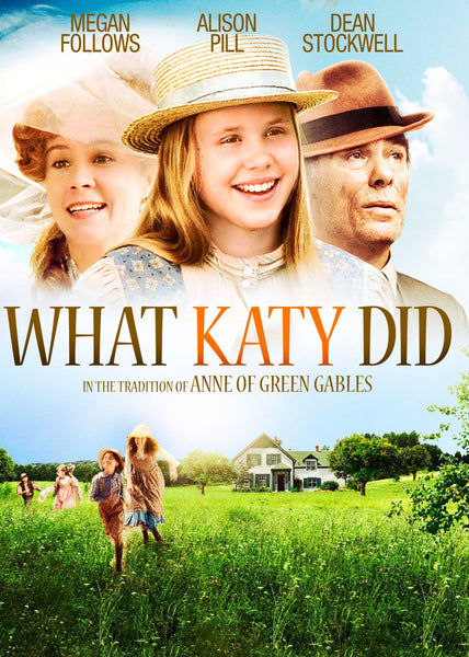 What Katy Did DVD - Various Artists - Re-vived.com