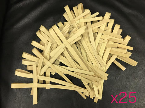 Palm Crosses - Pack of 25