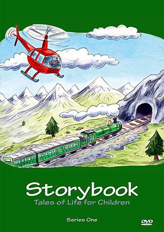 Storybook Series One - Tales Of Life For Children DVD - Grenville Media - Re-vived.com