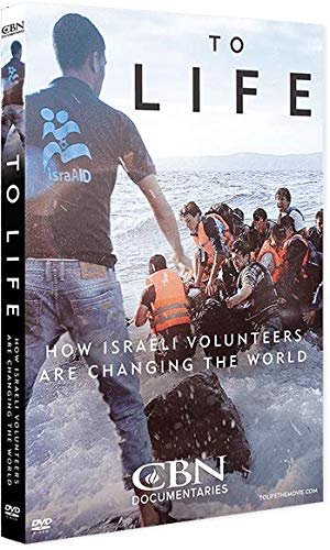 To Life: How Israeli Volunteers Are Changing The World DVD