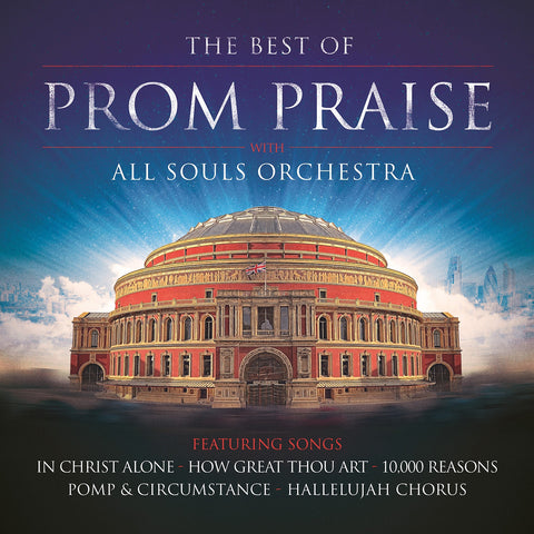 Best of Prom Praise 2CD+DVD