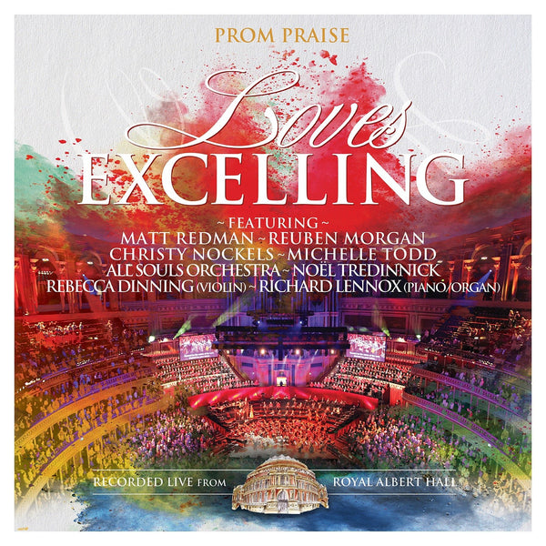 Loves Excelling Prom Praise - Various Artists - Re-vived.com