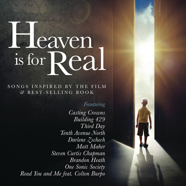 Heaven Is For Real CD: Songs Inspired By The Film & The Best-Selling Book - Various Artists - Re-vived.com