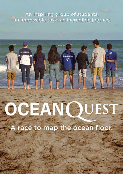 Ocean Quest: A Race to Map the Ocean Floor DVD