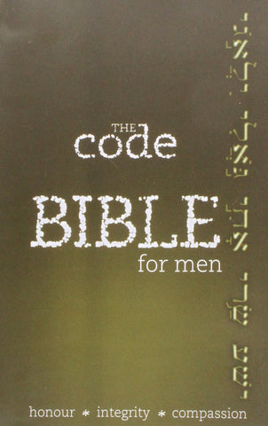 CEV The Code Bible for Men