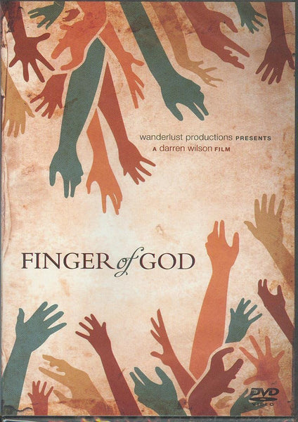 Finger of God DVD - Darren Wilson - Re-vived.com