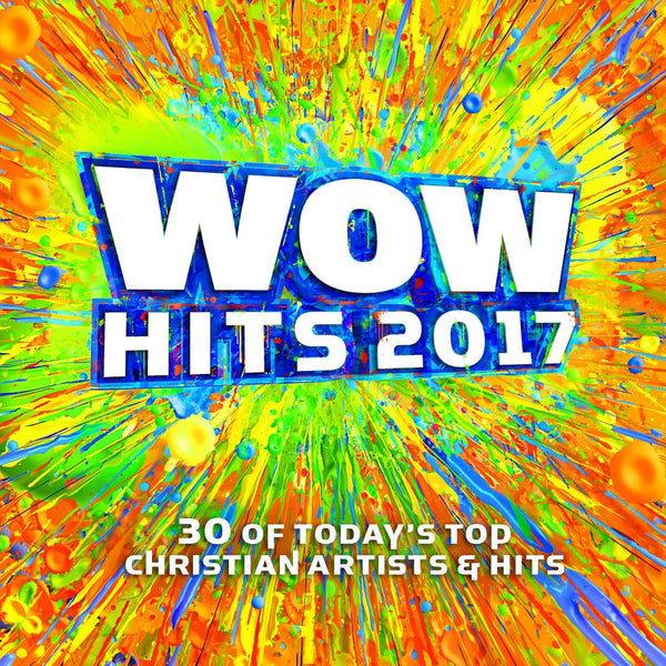 WOW Hits 2017 2CD - Various Artists - Re-vived.com