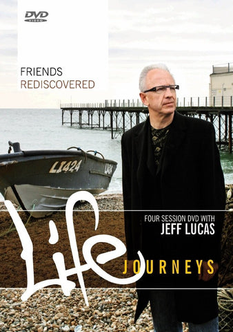 Friends Rediscovered- Life Journeys DVD