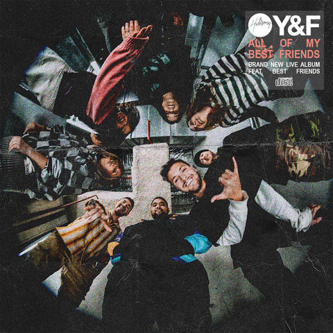 Hillsong Young & Free - All of My Best Friends Deluxe Edition CD+DVD