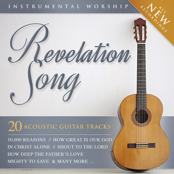 Revelation Song CD - Various Artists - Re-vived.com