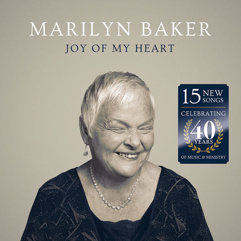 Joy Of My Heart CD