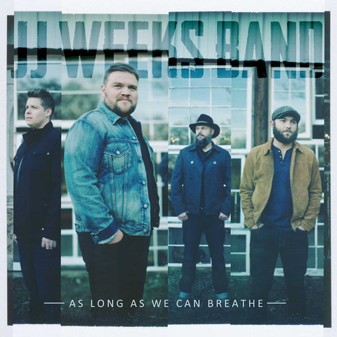 As Long As We Can Breathe - JJ Weeks Band - Re-vived.com