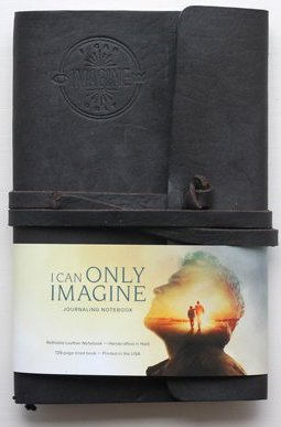 I Can Only Imagine Journaling Notebook - Leather