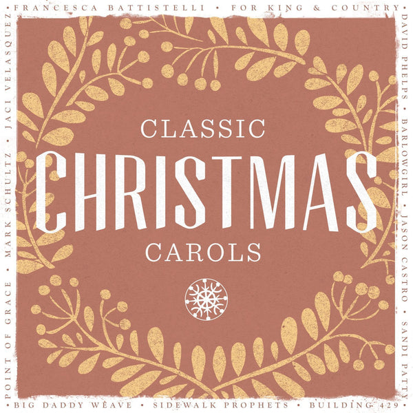 Classic Christmas Carols CD - Various Artists - Re-vived.com