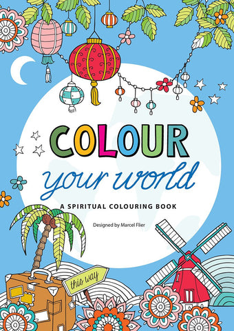 Colour Your World - Marcel Flier - Re-vived.com