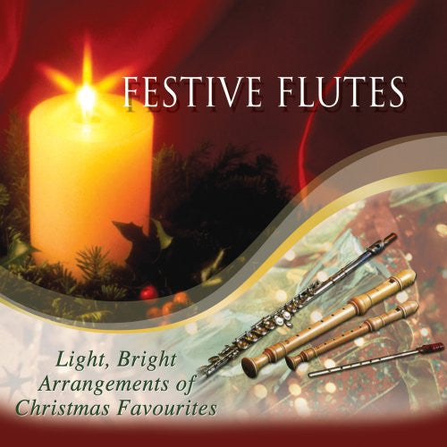 FESTIVE FLUTES CD - Classic Fox Records - Re-vived.com
