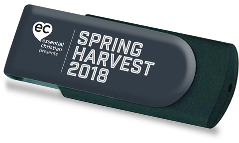 Spring Harvest 2018 Minehead 2 Video Only The Brave USB