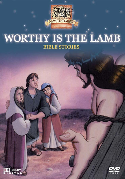 Worthy Is The Lamb DVD - Timeless International Christian Media - Re-vived.com