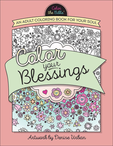 Colour Your Blessings - Denise Urban - Re-vived.com - 1