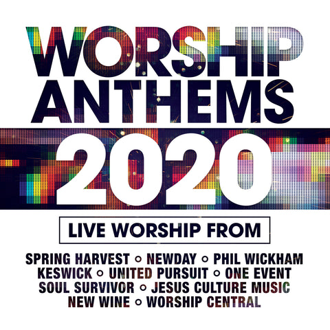 Worship Anthems 2020 2CD